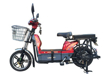 China Max Loading 150 Kg Adult Electric Bike ,  Electric Hybrid Bicycle With Battery Power supplier