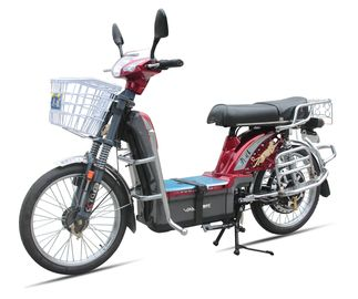China CG Seat Full Suspension Electric Bike Carbon Steel Beach Cruiser Motorized Bike supplier