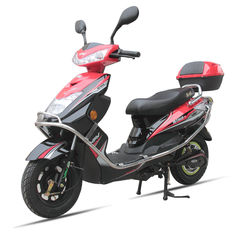 China 48V20A Professional Electric Bike Motorcycle 1200W Electric Powered Motorcycle supplier