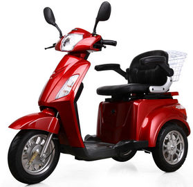China Elderly 3 Wheel Electric Bicycle Middle Speed Electric Motor Tricycle Comfortable supplier
