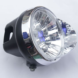 12V - 80V Electric Motorcycle LED Headlight / LED Lights For Motorcycles