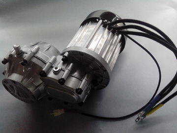 China Electric Tricycle Parts , 3000RPM Differential Gear DC Brushless Motor factory