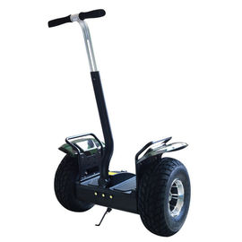 China Self Balancing Unicycle Electric Scooter / Two Wheel Gyroscope Scooter With Handdle supplier