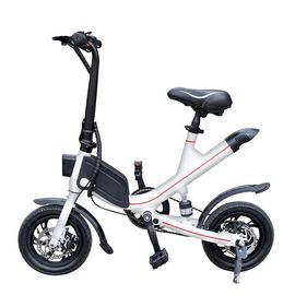 China 14 inch High Quality  Folding Electric Bike with Lithium Battery High Speed 25km/h factory