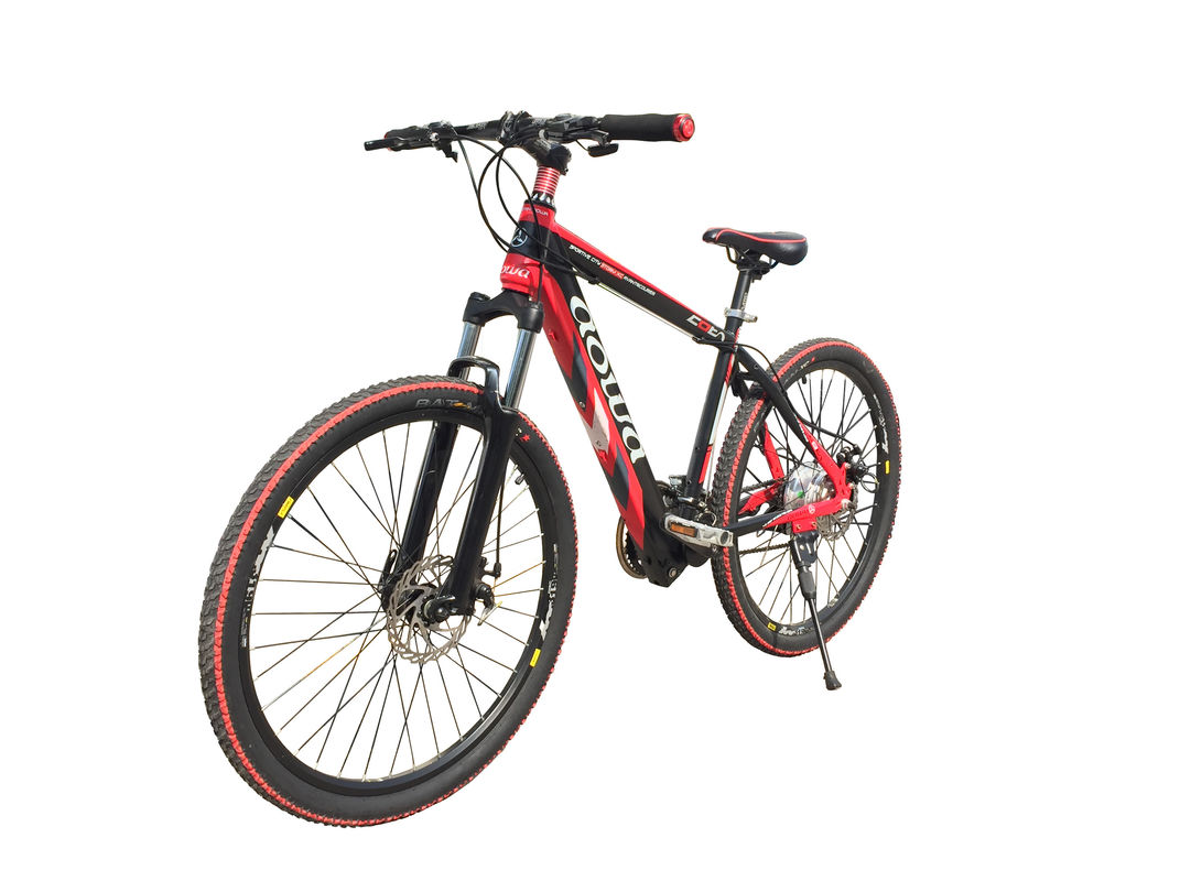 36V 250W Durable Mountain Electric Bike Intelligent Contorol , Electric Mountain Bicycle supplier