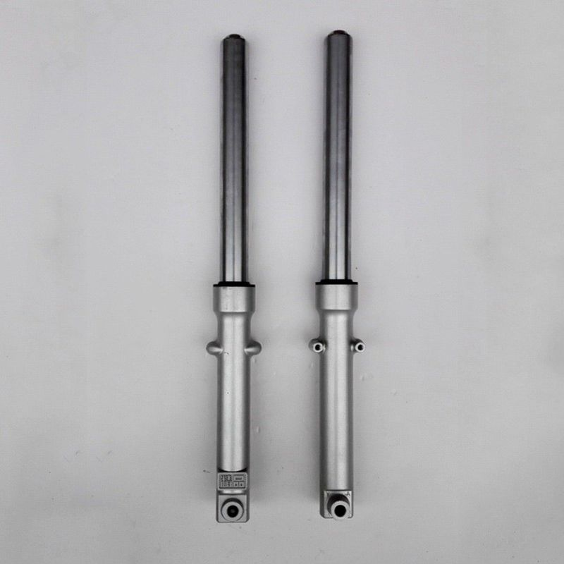 Electric Tricycle Parts Security Front Forks Stainless Steel With Shock Absorber supplier