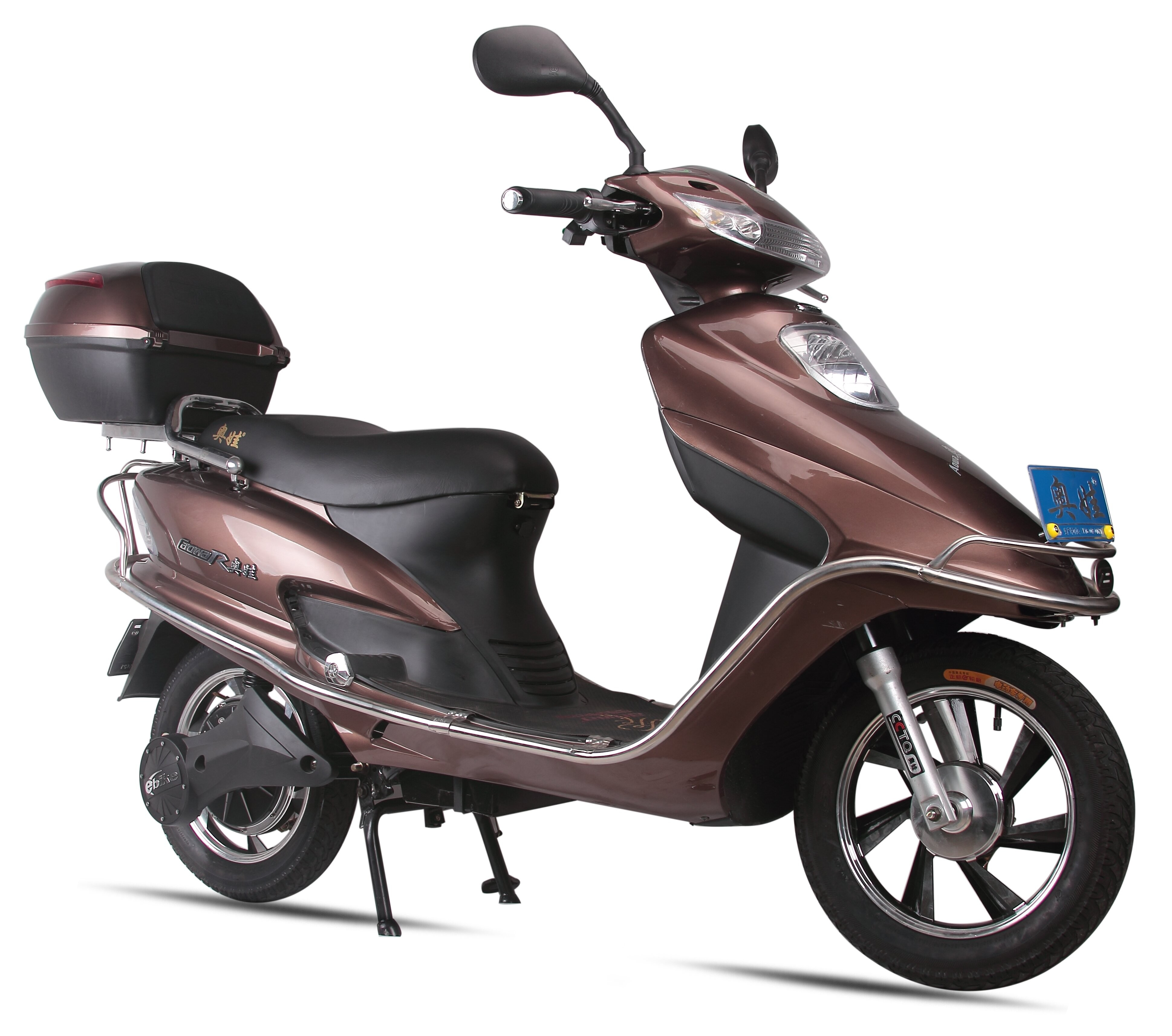 China Approved EEC Electric Motorcycle E Bike Electric
