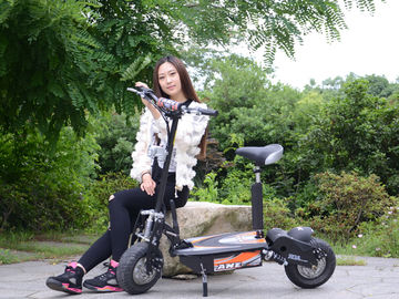 48V Two Wheel Electric Scooter For Adults / 1000W Electric Moped Scooter