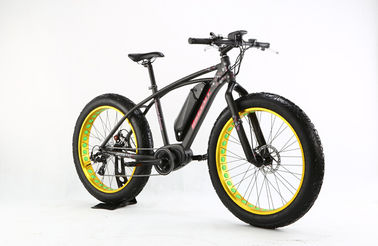 PAS Electric Offroad Mountain Bike 10.4 A Electric Full Suspension Mountain Bike
