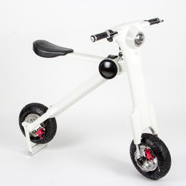 35 km / h Adult Electric Scooter , Foldable Electric Scooter With CE certifications